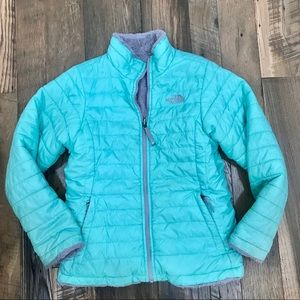 The North Face coat girl 14-16